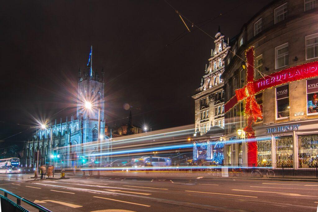 Edinburgh Stag Night